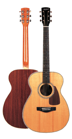 Kingsdown Deluxe Acoustic Guitar