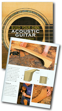 How to build an acoustic guitar
